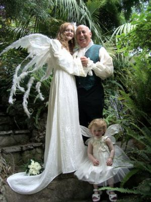 That 39s right folks step right up for your own custom faery wedding