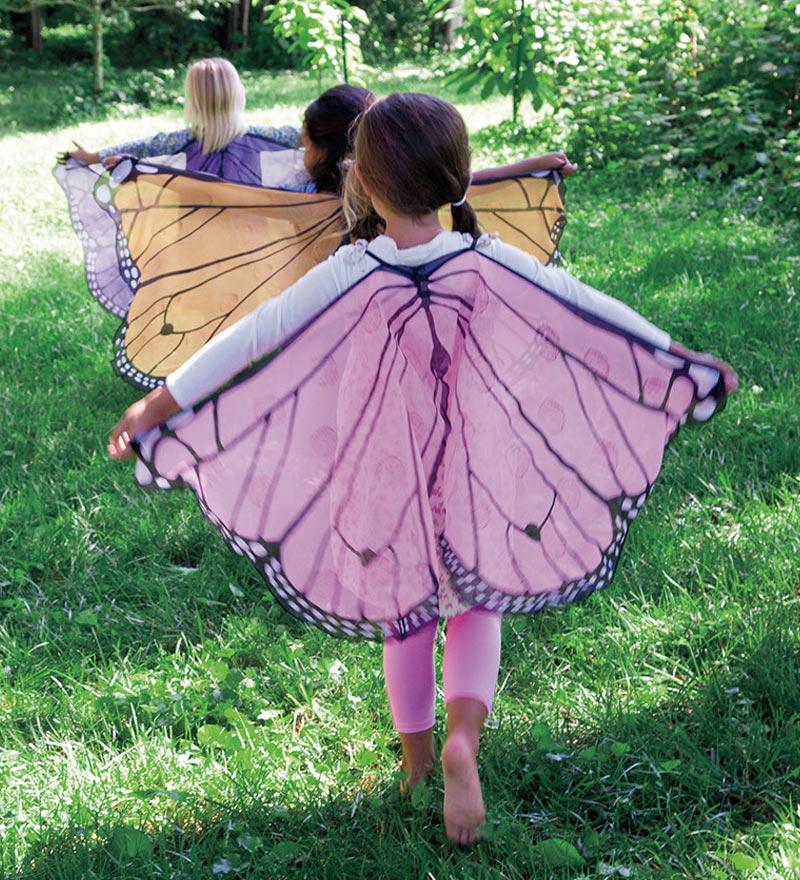 Как сделать самому костюм бабочки